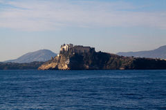 Baia Castle Stock Images