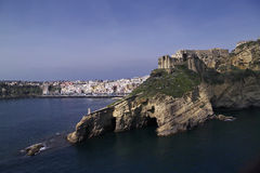 ITALY, Campania, Procica island, Royalty Free Stock Photos