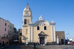 Italy-Campania-Procida Stock Image
