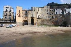 Italy - Cefalu Stock Photos