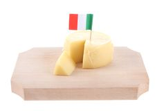 Italy  cheese Royalty Free Stock Images