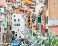 Italy, Cinque Terre. Stock Photo