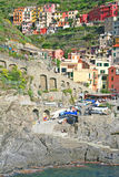 Italy. Cinque Terre. Manarola Stock Photo