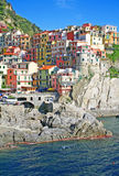Italy. Cinque Terre. Manarola Royalty Free Stock Image