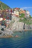 Italy. Cinque Terre. Manarola Stock Photography