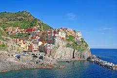 Italy. Cinque Terre. Manarola Royalty Free Stock Photography