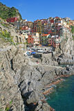 Italy. Cinque Terre region. Manarola Stock Photo
