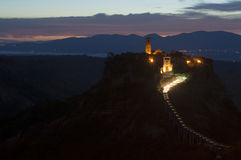 Italy - Civita di Bagnoregio Royalty Free Stock Photo