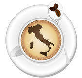 Italy coffee Royalty Free Stock Images