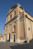 Italy. Comacchio Cathedral Stock Images