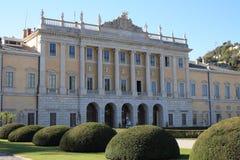 Italy, Como: Villa Olmo Stock Photos