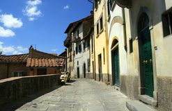Italy, Cortona Royalty Free Stock Photography