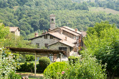 Italy country side Royalty Free Stock Image