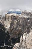 Italy, Dolomites, Sass Pordoi Stock Photos