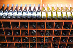 Italy doscana wines Stock Images