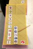 Italy elections ballots. Italy livorno,  elections ballots, voting, polla Stock Photography