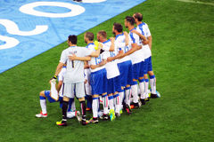 Italy euro 2016 Stock Photos