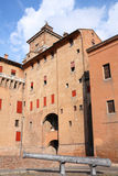 Italy - Ferrara Royalty Free Stock Photography