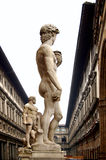 Italy Firenze Statue of David Stock Images
