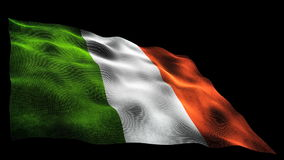 Italy flag Stock Photography