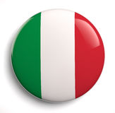 Italy flag Stock Image