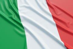 Italy flag Stock Image