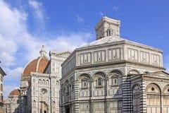 Italy. Florence. The Basilica di Santa Maria del Fiori. Stock Image