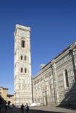 Italy. Florence. Cathedral Santa Maria del Fiore Royalty Free Stock Photos