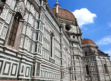 Italy. Florence. Cathedral Santa Maria del Fiore Stock Images