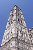 Italy. Florence. Duomo Campanile (bell tower) Royalty Free Stock Photos