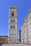 Italy. Florence. Duomo Campanile (bell tower) Stock Image