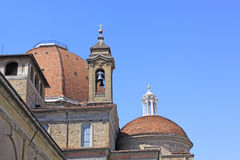 Italy. Florence. Duomo Campanile (bell tower) Stock Photography