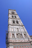 Italy. Florence. Duomo Campanile (bell tower) Royalty Free Stock Photo