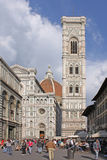 Italy. Florence. Duomo Campanile (bell tower) Stock Photo