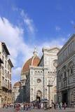 Italy. Florence. Duomo Stock Photos