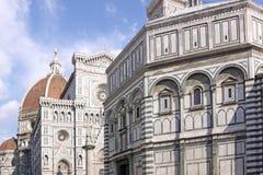 Italy. Florence. Duomo Stock Image