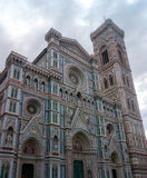 Italy, Florence. The famous Campanile di Giotto Royalty Free Stock Image