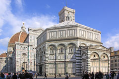 Italy, Florence. Florence Baptistery Royalty Free Stock Image