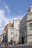 Italy, Florence. Florence Baptistery Stock Image