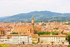 Italy Florence. General views of the city Stock Photography