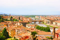Italy Florence. General views of the city Stock Image