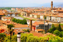 Italy Florence. General views of the city Royalty Free Stock Images