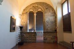 Sala della Cancelleria in Palazzo Vecchio, Florence, Tuscany, Italy. Stock Image