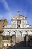 Italy. Florence. San Miniato al Monte Royalty Free Stock Photography