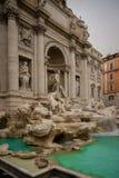 Fontana di Trevi History City Rome Empire royalty free stock photos