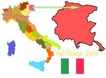Italy, Friuli Royalty Free Stock Images