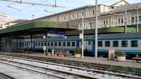 Italy Genova historic station Royalty Free Stock Photos