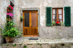 Italy, house Stock Photo