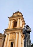 Italy Imperia San Maurizia Stock Photography