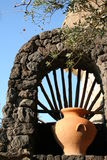 Italy. Ischia Island. An amphora Royalty Free Stock Photo